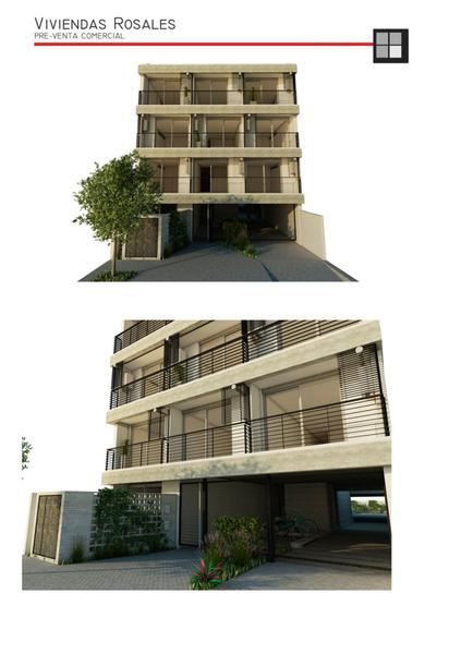 "Foto Departamento en Venta en  Adrogue,  Almirante Brown  ROSALES 1500, 2do Piso, ""E"" entre Cerretti y Plaza Brown"