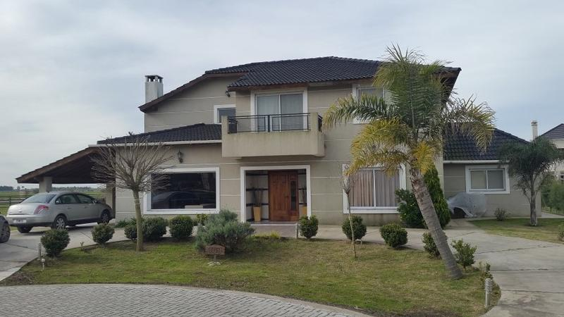 Foto Casa en Venta | Alquiler temporario en  La Magdalena,  Ezeiza  Ruta 58 Km 9 entre  y