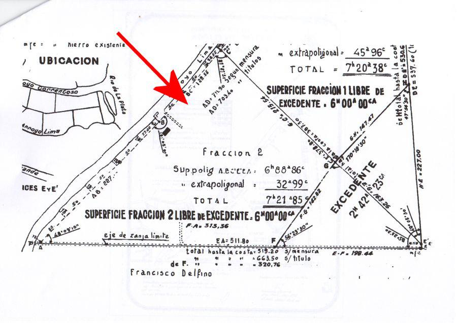 Foto Quinta en Venta en  Zona Delta San Fernando,  San Fernando  Quinta en Arroyo Lima