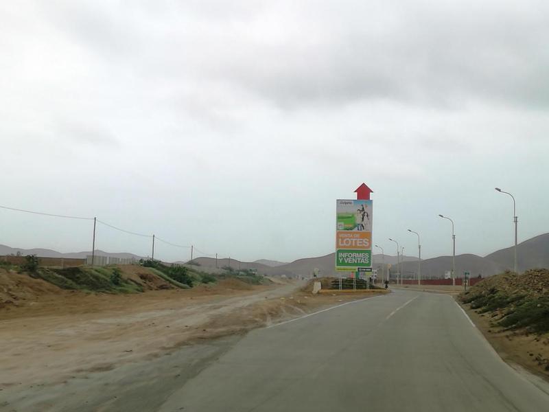 Foto Terreno en Venta en  Pucusana,  Lima  AV PUCUSANA S/N