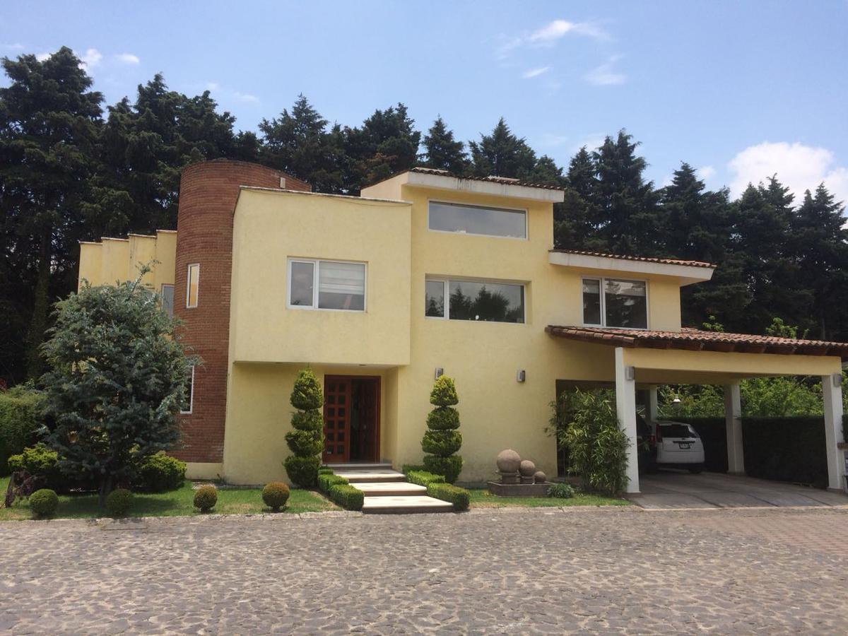 Foto Casa en Venta en  Ocoyoacac ,  Edo. de México  CASA EN VENTA PUERTA DEL CARMEN