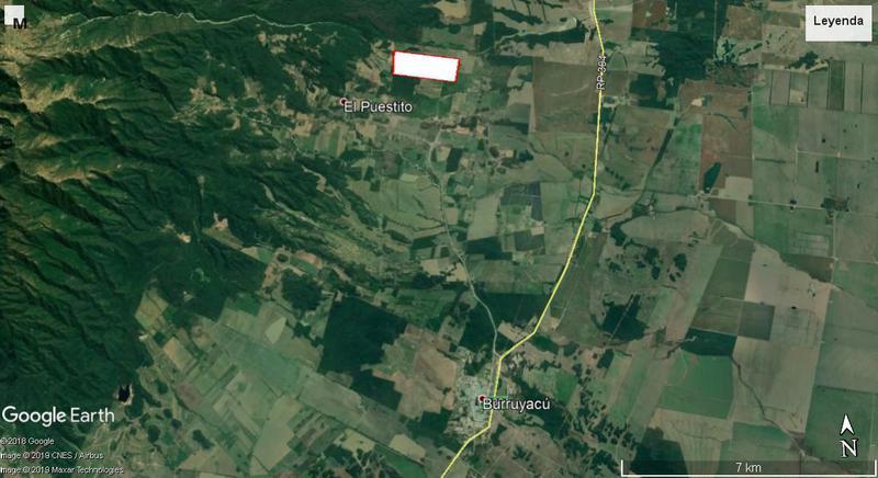 Foto Campo en Venta en  El Puestito,  Burruyacu  TUCUMÁN - Burruyacú