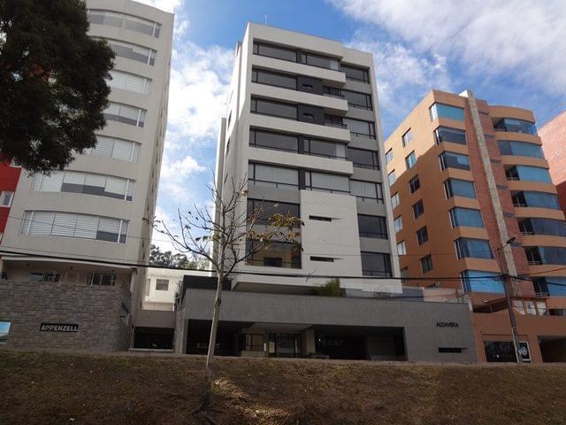 Foto Departamento en Venta en  La Carolina,  Centro Norte  Eloy Alfaro y Carlos Arosemena
