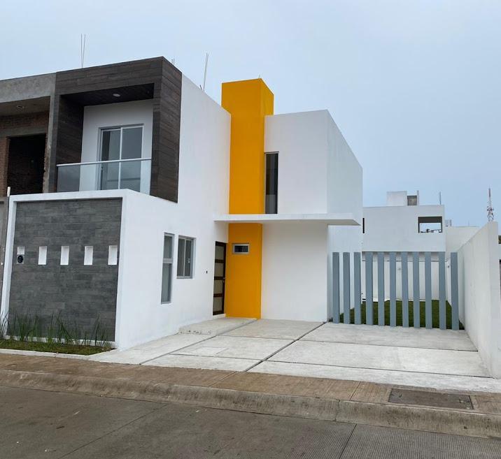 Foto Casa en Venta en  Fraccionamiento Los Manantiales,  Alvarado  CASA EN PREVENTA FRACCIONAMIENTO LOS MANANTIALES BOCA DEL RÍO VERACRUZ ALVARADO