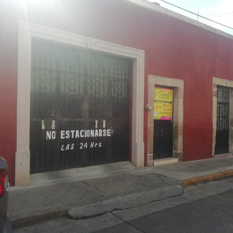 Foto Casa en Renta en  Morelia Centro,  Morelia  COL. CENTRO CALLE: DR. MIGUEL SILVA # al 500