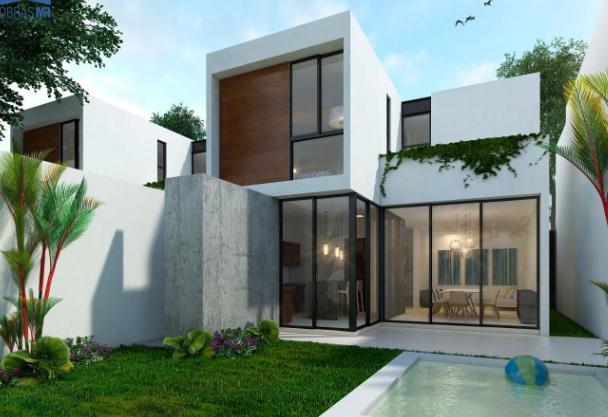 Foto Casa en Renta en  Conkal ,  Yucatán  Rento casa Nueva Conkal Yucatán