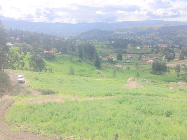 Foto Terreno en Venta en  Norte de Cuenca,  Cuenca  Challuabamba Alto