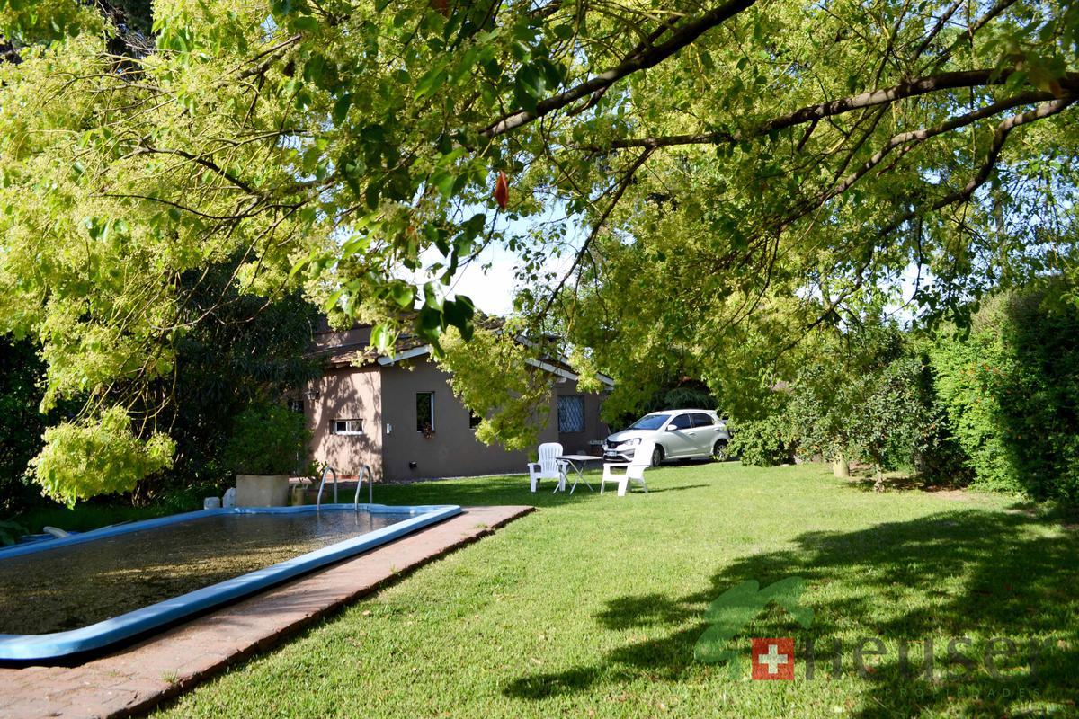 Foto Casa en Venta | Alquiler temporario en  La Bota,  Ingeniero Maschwitz  Matera