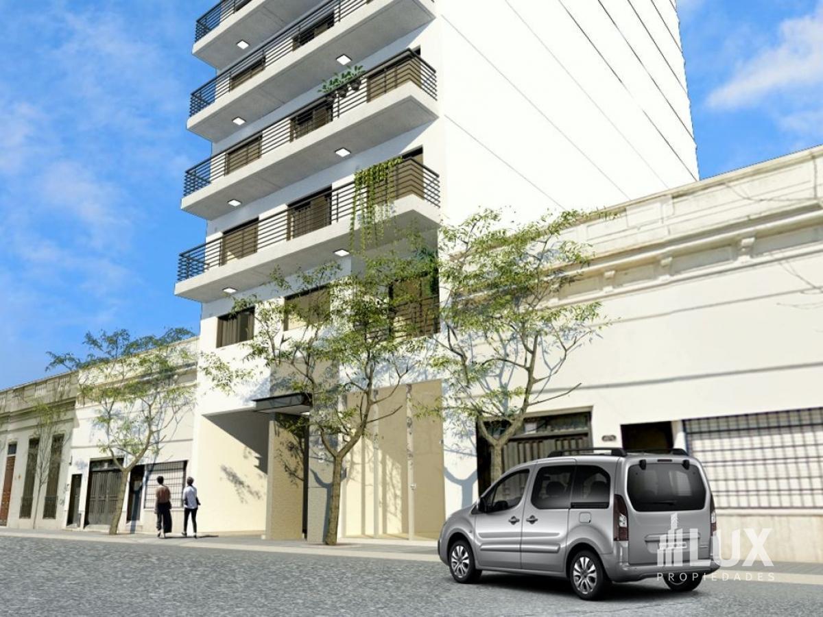 Local en venta en edificio en construcción Corrientes 2355 - Abasto