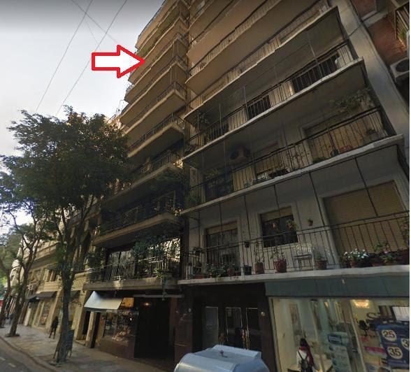 Foto Departamento en Venta | Alquiler en  Recoleta ,  Capital Federal  Arenales 1457,  7° Piso, entre Parana y Uruguay, CABA