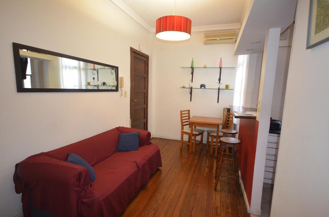 Foto Departamento en Alquiler temporario en  Barrio Norte ,  Capital Federal  Uruguay al 900