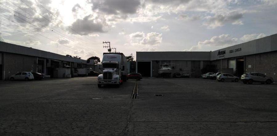 Foto Local en Renta en  Alfredo V Bonfil,  Cancún  BODEGA EN RENTA DE 162 M2 EN CANCUN EN AVE. COLOSIO EN PARQUE INDUSTRIAL GAIA