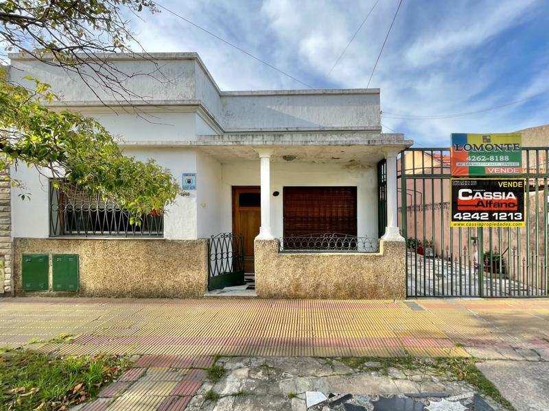 Foto Casa en Venta en  Lanús Oeste,  Lanús  CHACO 1849