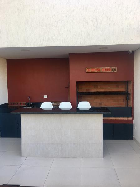 Foto Departamento en Alquiler temporario en  La Recoleta ,  Asunción  Departamento 2C, Chateau Tower, Asunción