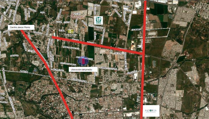 Foto Terreno en Venta en  Aguascalientes ,  Aguascalientes  Terreno Habitacional en Venta en Zaragoza Aguascalientes