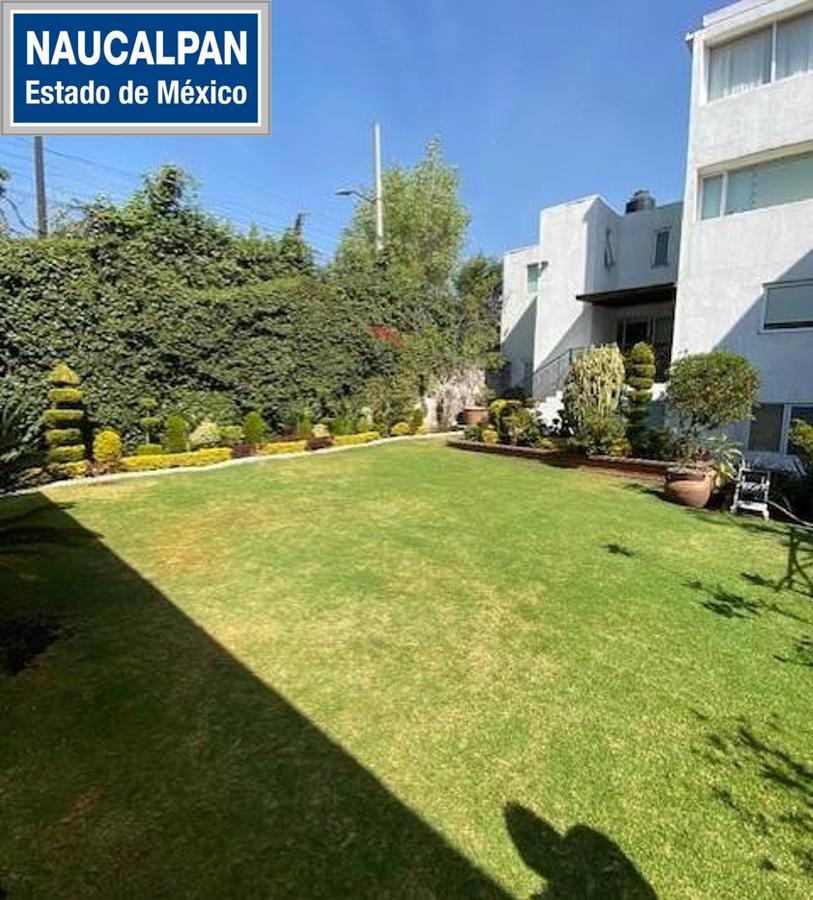 Foto Casa en condominio en Venta en  Naucalpan de Juárez ,  Edo. de México  Casa en VENTA, Club Deportivo Cuicacalli, Ciudad Satélite, Estado de México