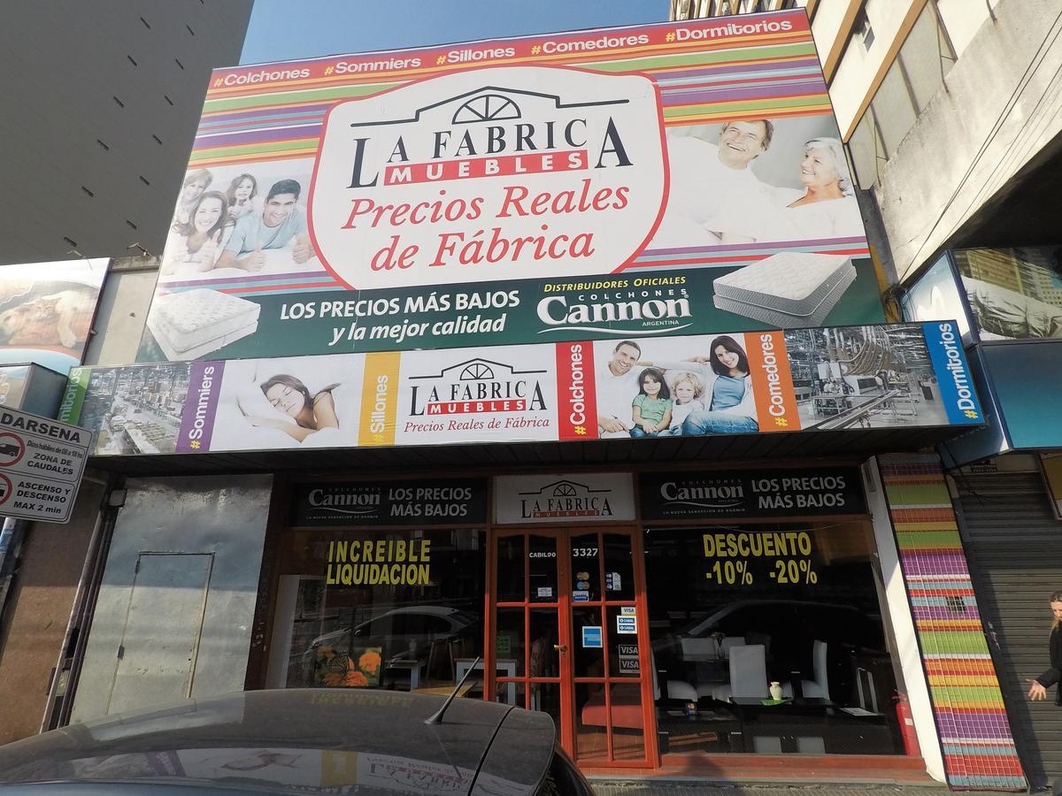 Foto Local en Alquiler en  Belgrano ,  Capital Federal  Av. Cabildo  y Mariano Pedraza