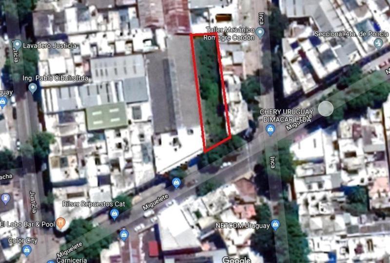 Foto Terreno en Venta en  Villa Muñoz ,  Montevideo  MIGUELETE Y JUSTICIA