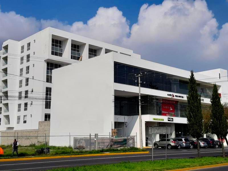 Foto Departamento en Venta en  Bellavista,  Metepec  VENTA DE DEPARTAMENTO RESIDENCIAL SAN PATRICIO MODELO NISSA METEPEC