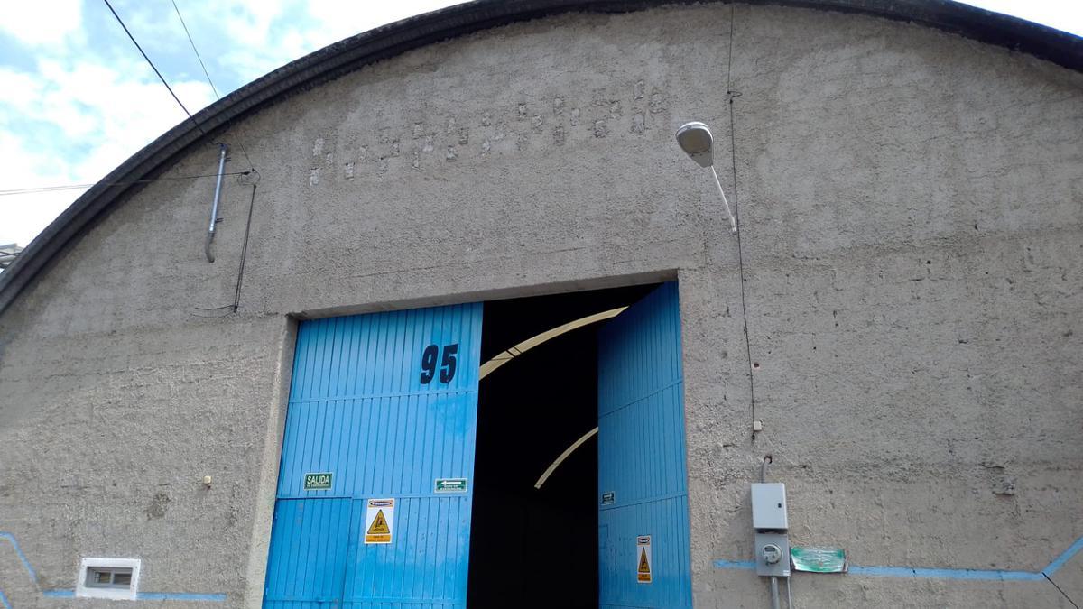 Foto Bodega Industrial en Renta en  Puebla ,  Puebla  SE RENTA BODEGA EN PARQUE INDUSTRIAL RESURECCION CERCA DE AUTOPISTA