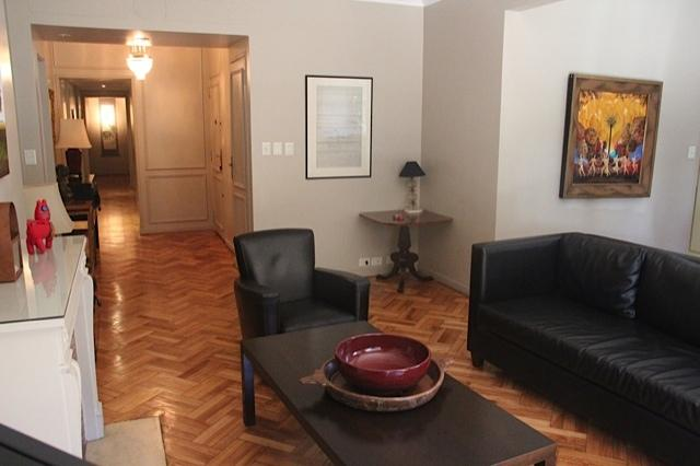 Foto Departamento en Alquiler en  Recoleta ,  Capital Federal  Luis Agote al 2450
