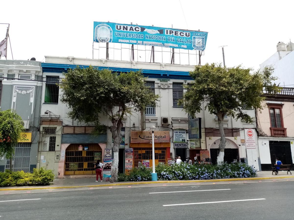 Foto Local en Alquiler en  Callao ,  Callao  Avenida Saenz Peña