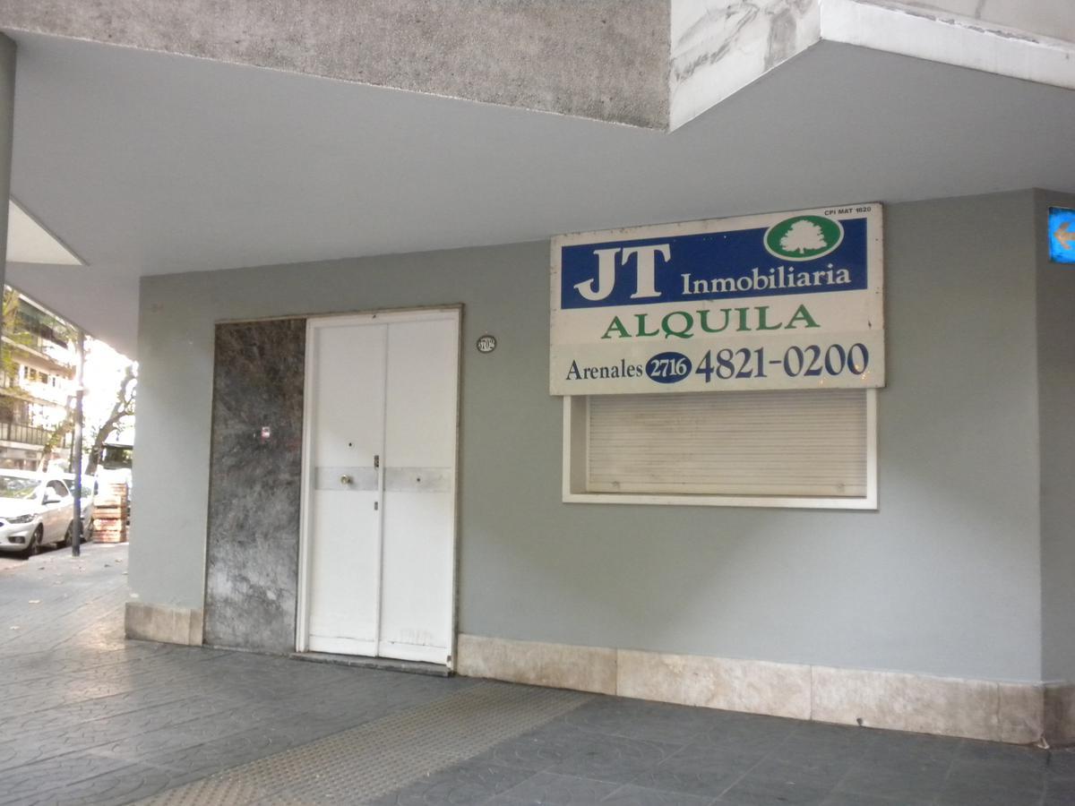 Foto Oficina en Alquiler en  Botanico,  Palermo  Arenales 3702  P. B.  OFICINA