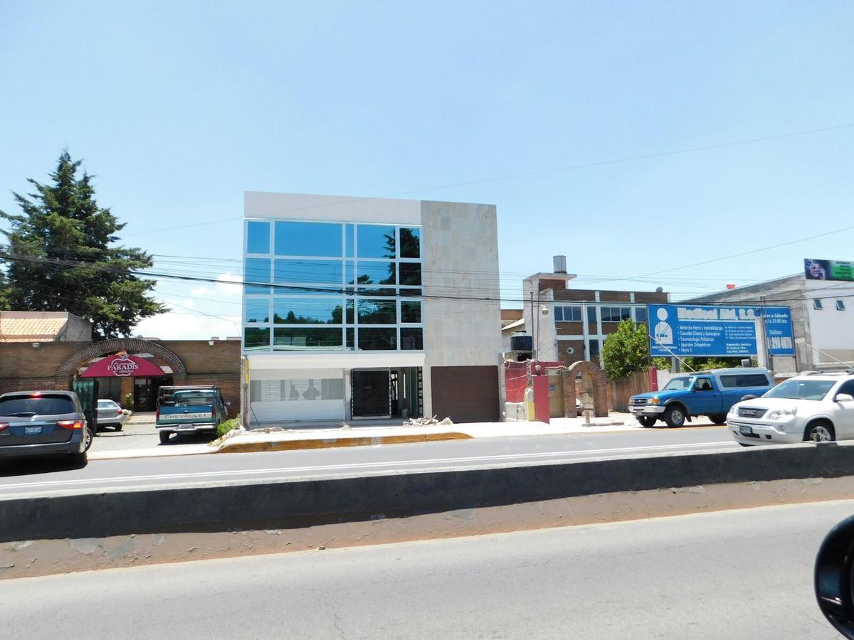 Foto Edificio Comercial en Renta en  Metepec ,  Edo. de México  Edificio en RENTA, Ave. Tecnológico, Metepec, Estado de México