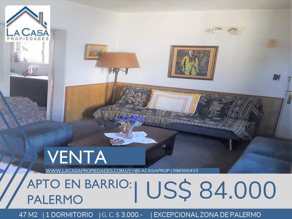 Foto Apartamento en Venta en  Palermo ,  Montevideo  Durazno al 1500