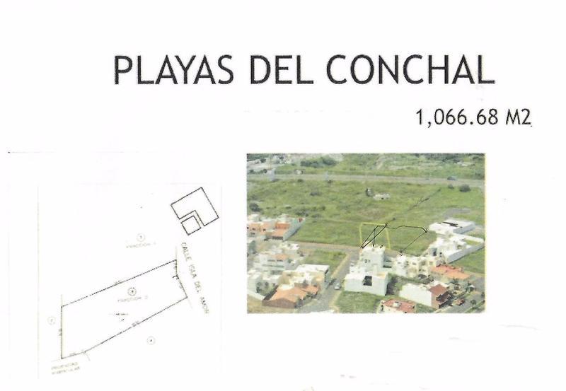 Foto Terreno en Venta en  Playas del Conchal,  Alvarado  Fracc. Playas del Conchal, Riviera Veracruzana - Terreno en venta