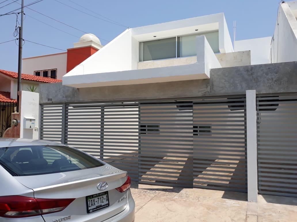 Foto Casa en Renta en  Montes de Ame,  Mérida  Casa en renta en Merida, dos habitaciones en zona norte. Montes de Amé