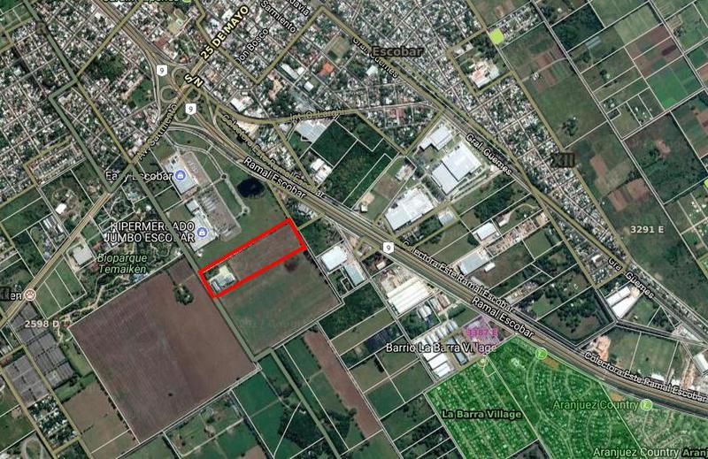 Foto Nave Industrial en Venta | Alquiler en  Escobar ,  G.B.A. Zona Norte  Miguel cane 1600