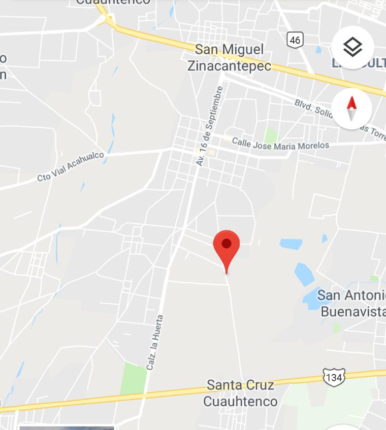 Foto Terreno en Venta en  Santa Cruz Cuauhtenco,  Zinacantepec  TERRENO VENTA ANTIGUO CAMINO ZINACANTEPEC