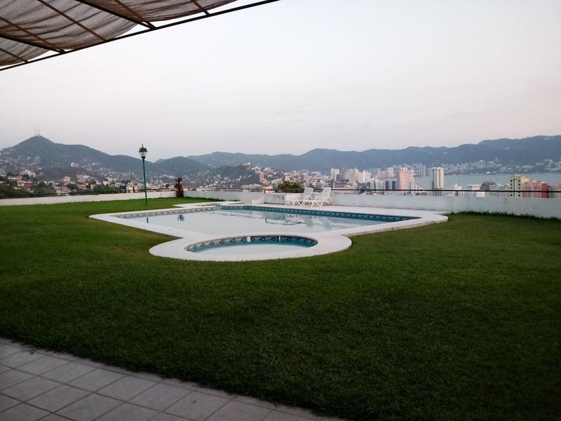Foto Casa en condominio en Renta en  Hornos Insurgentes,  Acapulco de Juárez  Villa en Fracc. Hornos Insurgentes Cond. La Loma