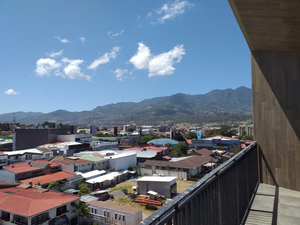 Foto Departamento en Renta en  Mata Redonda,  San José   Nunciatura / Línea Blanca/Un solo ambiente/ Amplio/ Lujo/ Vista