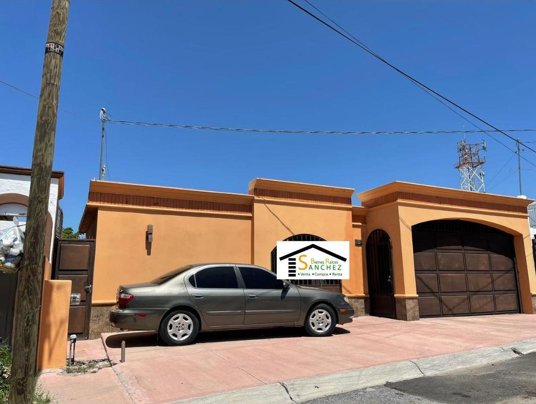 Foto Casa en Venta en  Villa Satélite,  Hermosillo  CASA EN VENTA EN VILLA SATELITE, AL PONIENTE DE HERMOSILLO, SONORA