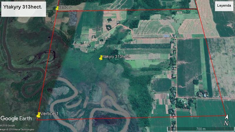 Foto Campo en Venta en  Itakyry,  Itakyry  Itakyry - Alto Parana