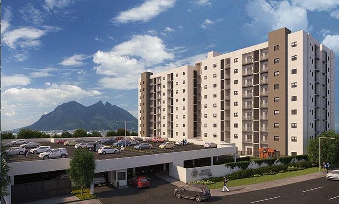 Foto Departamento en Renta en  Centrika 1 Sector,  Monterrey  Centrika