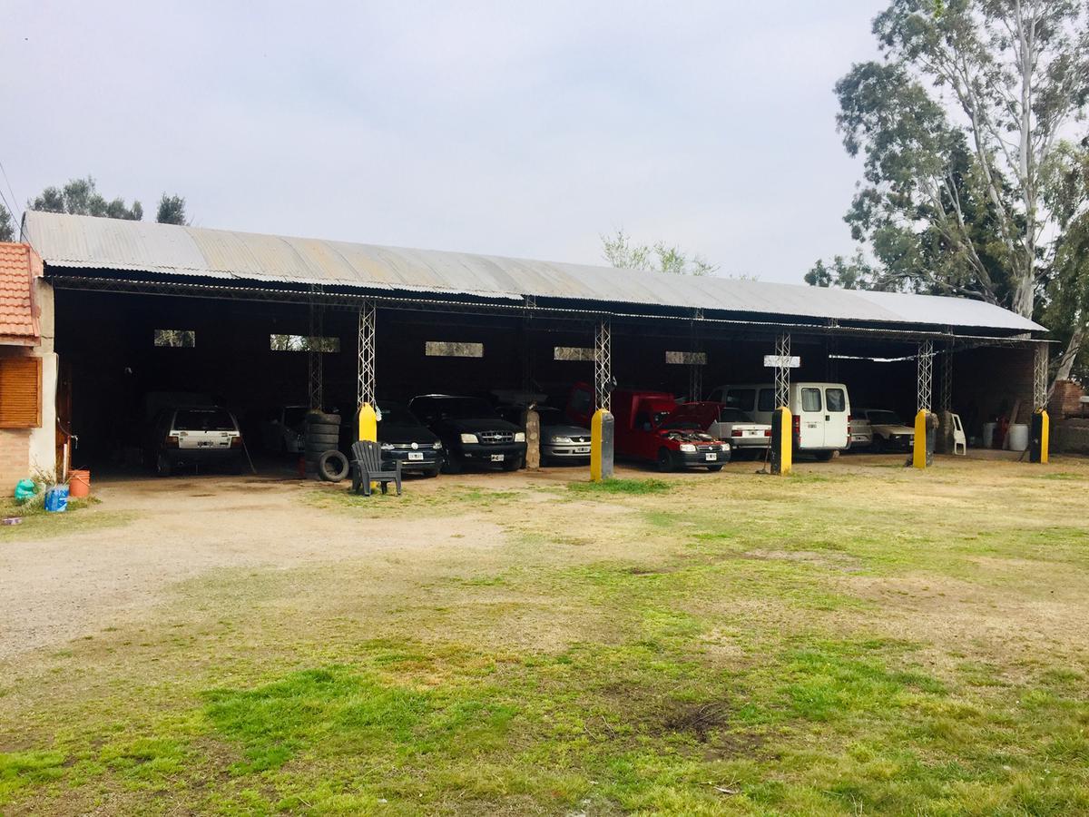 Foto Nave Industrial en Alquiler | Venta en  Carpinteria,  Junin                         RESERVADO                                   ALQUILO/ VENDO  GALPÓN DE 390 M2 CON VIVIENDA DE 50 M2 EN CARPINTERIA SAN LUIS