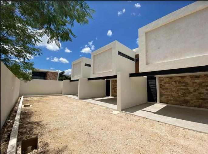 Foto Casa en Venta en  Santa Gertrudis Copo,  Mérida  Casa en venta en  Santa Gertrudis Copo tipo Town House  ¡Última unidad!