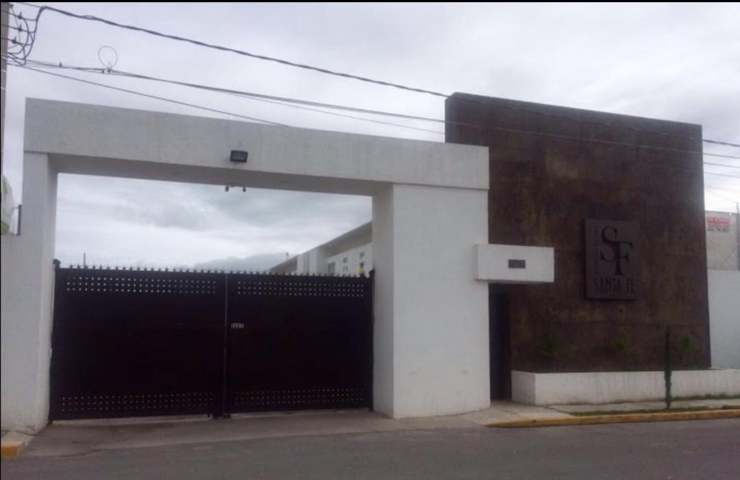 Foto Casa en condominio en Venta en  Santa María,  San Mateo Atenco  CASA EN VENTA EN RESIDENCIAL SANTA FE, SAN MATEO ATENCO, ESTADO DEMÉXICO