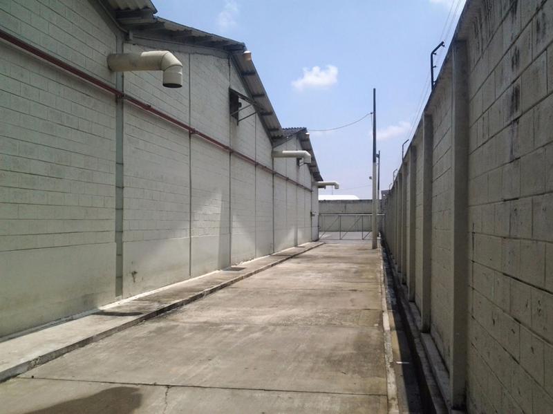 Foto Depósito en Alquiler en  Norte de Guayaquil,  Guayaquil  Bodega-Galpon Alquiler en PARQUE INDUSTRIAL LOS SAUCES, VIA A DAULE KM. 10.5