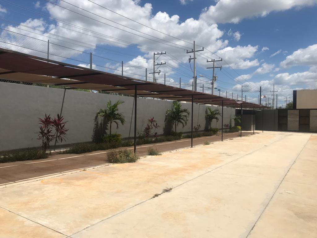 Foto Departamento en Renta en  Santa Rita Cholul,  Mérida  Rento departamentos amueblados a 5 minutos  de Plaza Altabrisa