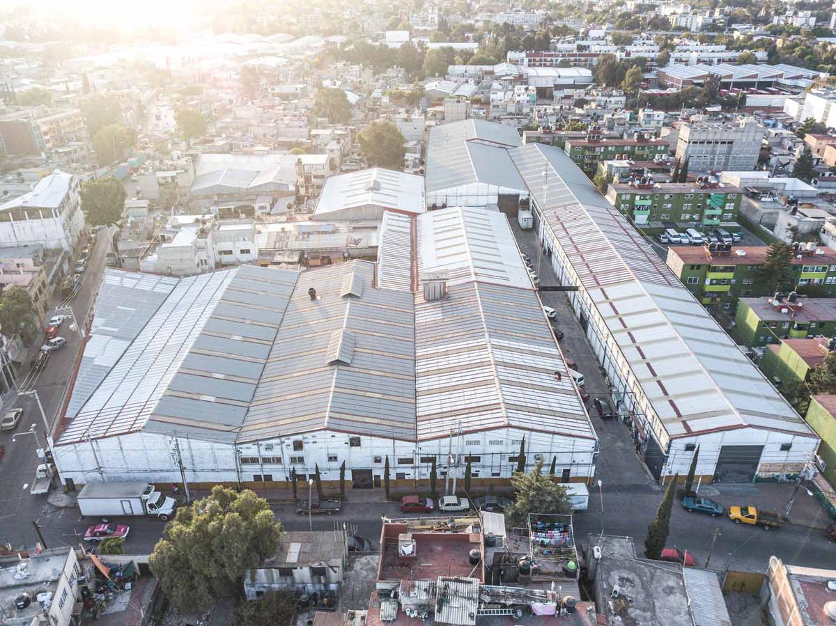 Foto Bodega Industrial en Renta en  Los Reyes,  Iztacalco  RENTA DE BODEGA IZTACALCO EN LOS REYES CDMX