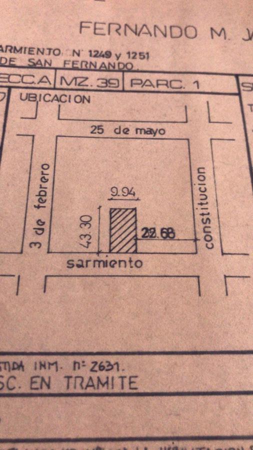 Foto Local en Alquiler | Venta en  San Fernando ,  G.B.A. Zona Norte  sarmiento al 1200