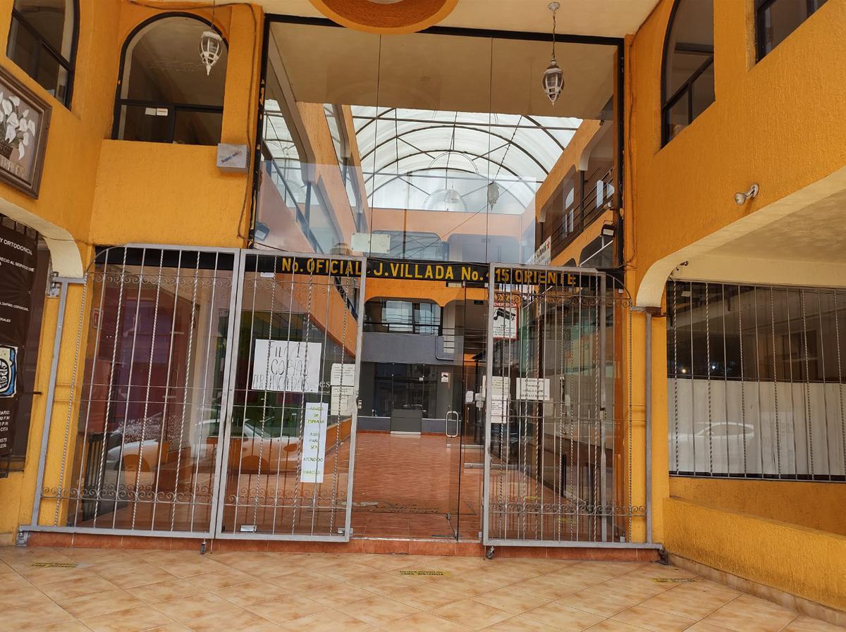Foto Local en Renta en  Metepec Centro,  Metepec  CONSULTORIO EN METEPEC