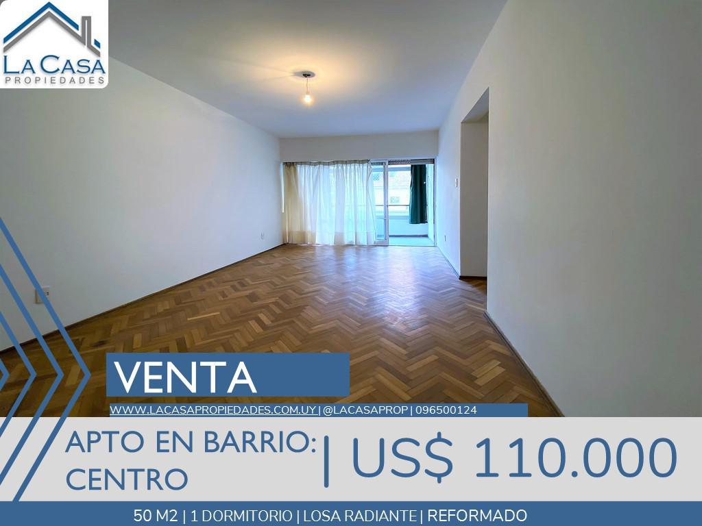 Foto Apartamento en Venta en  Centro (Montevideo),  Montevideo  EJIDO al 1300