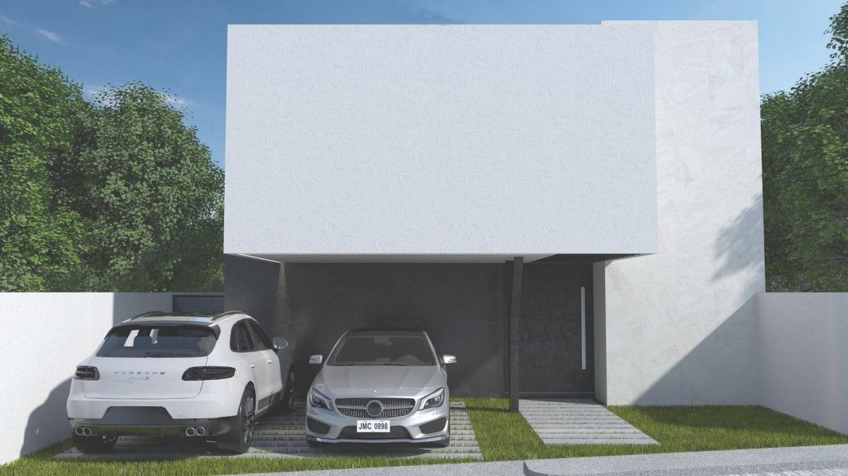 Foto Casa en Venta en  Pueblo Tetela del Monte,  Cuernavaca  Preventa Casa Minimalista en Exclusivo Fraccionamiento Seguridad
