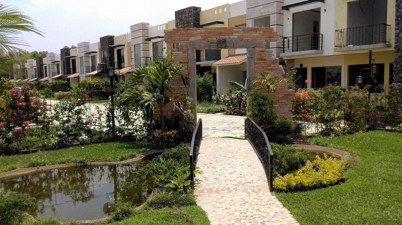 Foto Casa en condominio en Venta en  Lomas de Jiutepec,  Jiutepec  Casa en Condominio Brisas del Mar Jiutepec