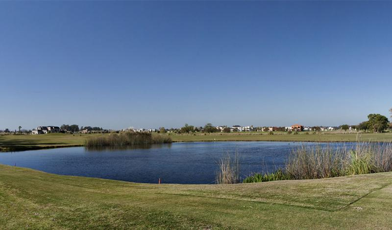 Foto Terreno en Venta en  San Eliseo Golf & Country,  Countries/B.Cerrado  SAN ELISEO - LOTE DE TERRENO nro. 7-24 (AL LAGO) - Ruta 58, KM 18,5, San Vicente
